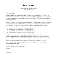 Cover Letter Law Enforcement Sample Legal Letters Attorney Samples Within No Experience