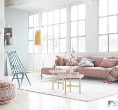 möbel in pastell zartem rosa bis himmelblau
