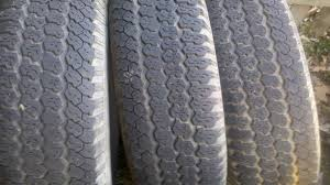 Tires Goodyear Wrangler GS A 265/70/R17 SUV / Pick Up Truck Tire 265 ...