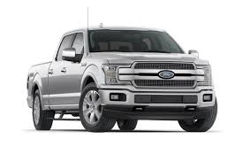 2019 Ford® F-150 Platinum Truck | Model Highlights | Ford.ca