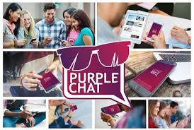 PurpleChat Live Chat Rooms Android Apps on Google Play