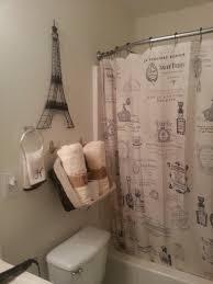 Paris Themed Bathroom Ideas by Teal Green U0026 Gray Theme Bathroom Kohls House Remodel Ideas