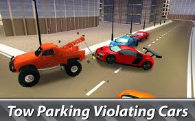 Tow Truck City Driving 1.0 APK Download - Android Simulation Games