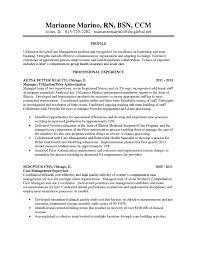 Sample Resume Registered Nurse Supervisor New Manager