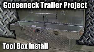 Gooseneck Trailer Project Part 5