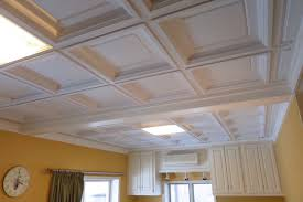 coffered ceiling tiles marvelous white coffered ceiling kits