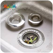 Mesh Sink Strainer With Stopper by Buy Stainless Steel Sink Strainer And Get Free Shipping On