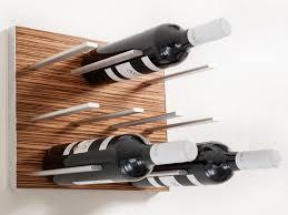 Wooden Modular Wine Rack Stact