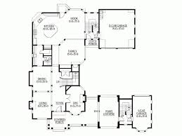 Special House Plans by 7 Best C Shape Floor Plan Images On U Shaped Houses