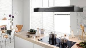 hotte de cuisine centrale cuisine hotte centrale choix d électroménager