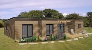 chalet maison en kit becokit gamme de maisons chalets en ossature bois