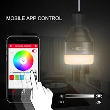 bluetooth smart led light bulbs