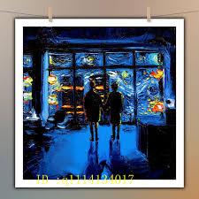 5pcs Wall Art Canvas Paintings Hd Print Abstract Colorful Hair Woman