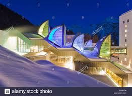 100 Tschuggen Grand Hotel Arosa Switzerland View Of Stock Photo 57749101 Alamy