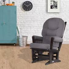 Details About Modern Glider Rocking Chair Furniture Baby Nursery Living  Room Espresso Grey New Modern Rocking Chair Nursery Uk Thenurseries For A Great Fniture For The Benefits Of Having A Rocking Chair In The Nursery Rocker Recliners Ottoman Babyletto Madison Recliner Lumbar Attractive Wooden Wood Foter 9 Mommy Me 3piece Set Includes Matching And Childrens Baby Best Affordable Gliders Chairs Where Innovation Meets Tradition Top Ten Modern Chairs 3rings Details About Glider Living Room Espresso Grey New 10
