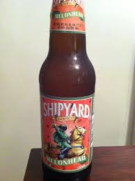 Shipyard Pumpkin Ale Recipe by Review Shipyard Brewing Company Melonhead Journey To The Beer Store