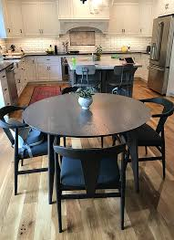 Table Chair Combos Ventura With Evan Chairs