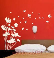Vinyl Wall Decal Sticker Flower Nature Room Decor Murals Art