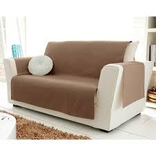 protege canape protège fauteuil et canapé universels becquet taupe becquet