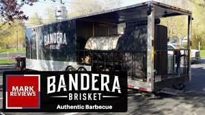 100 Food Trucks Utah Bandera Brisket Truck Review YouTube