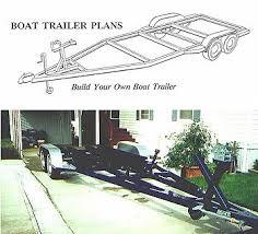 free jon boat trailer plans plans diy free download plans benches