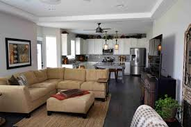 100 Small Townhouse Interior Design Ideas Delectable Open Floor Plan Living Room Decorating