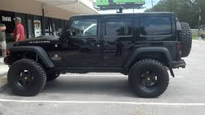 "Jeep Jk Rubicon Unlimited With AEV ""Authentic To The Core"" Texas ..."