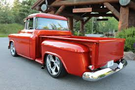 100 1955 Chevy Truck Restoration 3100 Big Window Short Box Restored Hot Rod