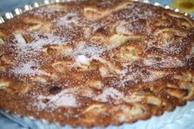 französischer apfel birnen kuchen