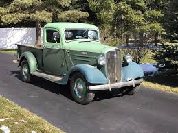 Awesome All Original 1936 Chevrolet Pickups, Rust Free With Patina ... 1950 Ford F8 Truck W Dump Bed And Hydraulic Cylinders A Rusty Old Truck Used On Pineapple Farm Queensland Australia 1989 L8000 Farm Grain For Sale 3296 Miles State Dump Insurance Also 2005 Peterbilt Plus Hoist As Supply Sales Chevrolet With Body Ogos Big Boy Toys Craft Insert Or Used Pickup Bed Well Trucks In Nh My Lifted Ideas 1957 Intertional Harvester 4xa120 Step Side Pick Up Texas On F1