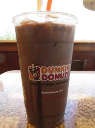 Large Pumpkin Iced Coffee Dunkin Donuts by The Internet Is In America July 2015