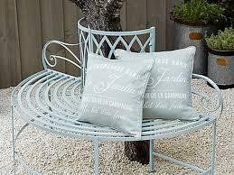 Semi Circle Patio Furniture by Cassandra Round Outdoor Wicker Dining Sofa Furniture Brienne Club