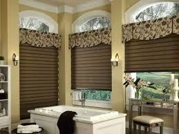 Bay Window Valance Custom Living Room Valances And Swags Custom