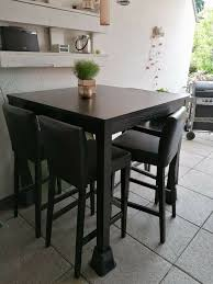 ikea bartisch mit 5 stühlen in nordrhein westfalen