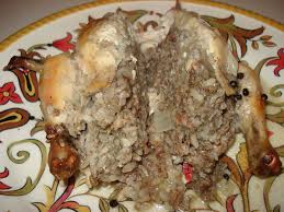 cuisine pigeon the kitchen dinner hamam ma shi stuffed pigeon