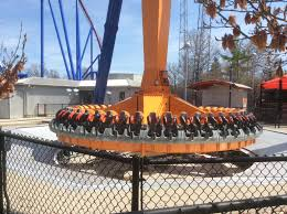 Kings Dominion Halloween Haunt Application by Kings Island Baynum Painting