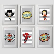 Superhero Comic Wall Decor by 25 Unique Superhero Wall Art Ideas On Pinterest The Source Dc