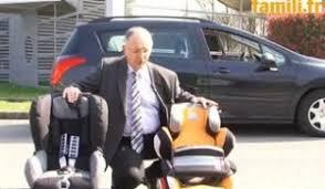securite routiere siege auto installer un siège auto à la route est très dangereux pour l