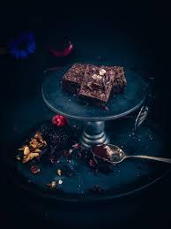 dinkel brownies eine schokoladig vollwertige nascherei