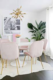 How I Found My Dream Dining Chairs | My New House | Dining Chairs ... Pink Ding Chairs Modern Room Living Room Fniture Inspiration Ikea Awesome Velvet Chair Ottoman Blush Retro Diamond Back Brushed Kitchen Ipirations Design And Decorating For This Years Tov Fniture Rocco Tovd6187 Bright With White Plastic And Relax Space Stock Delta Children Princess Crown Kids Table Set With Storage How I Found My Dream New House Chairs Wooden Grey Bookshelf Tulips In