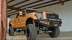 100 Truck Bumpers For Sale F250 Offroad With Widebody Fenders And ADD Steel