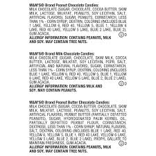 Halloween Candy List by Amazon Com M U0026m U0027s Variety Pack Chocolate Candy Singles Size 30 58