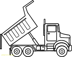 100 Unique Trucks Trash Truck Pictures Truck Coloring Pages Lovely Coloring