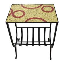 Pier One Sofa Table by 54 Off Pier 1 Mosaic Magazine Accent Table Tables