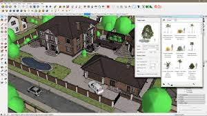3D For Urban Planning City Planning Software SketchUp Urban