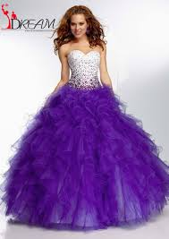 purple ball gown dresses dress images