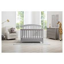 Toddler Bed Rails Target by Delta Children Emerson 4 In 1 Convertible Crib Target