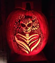 Sugar Skull Pumpkin Carving Patterns by Mexican Pumpkin Patterns Patterns Kid