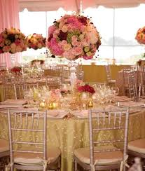 Wedding Centerpieces For Round Tables