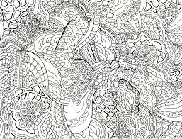 11 Best Images About Art Therapy Coloring Sheets On Pinterest Of Free Printable Detailed Pages